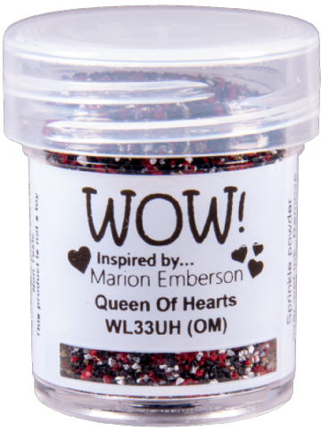 WL33 Queen Of Hearts